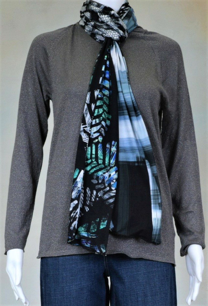 One of a Kind Jersey Scarves Page 3
