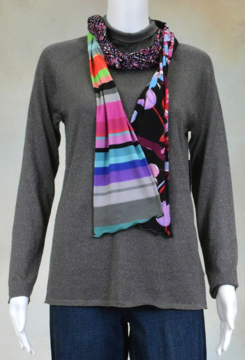 One of a Kind Jersey Scarves Page 5