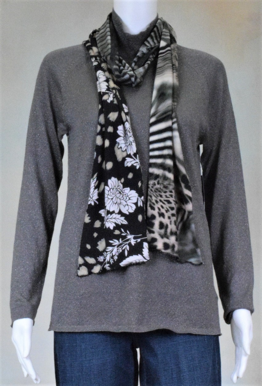 One of a Kind Jersey Scarves Page 9