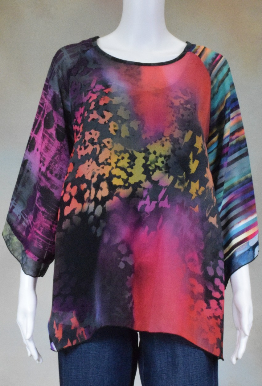 One of a Kind Turnaround Top 303 Size 2