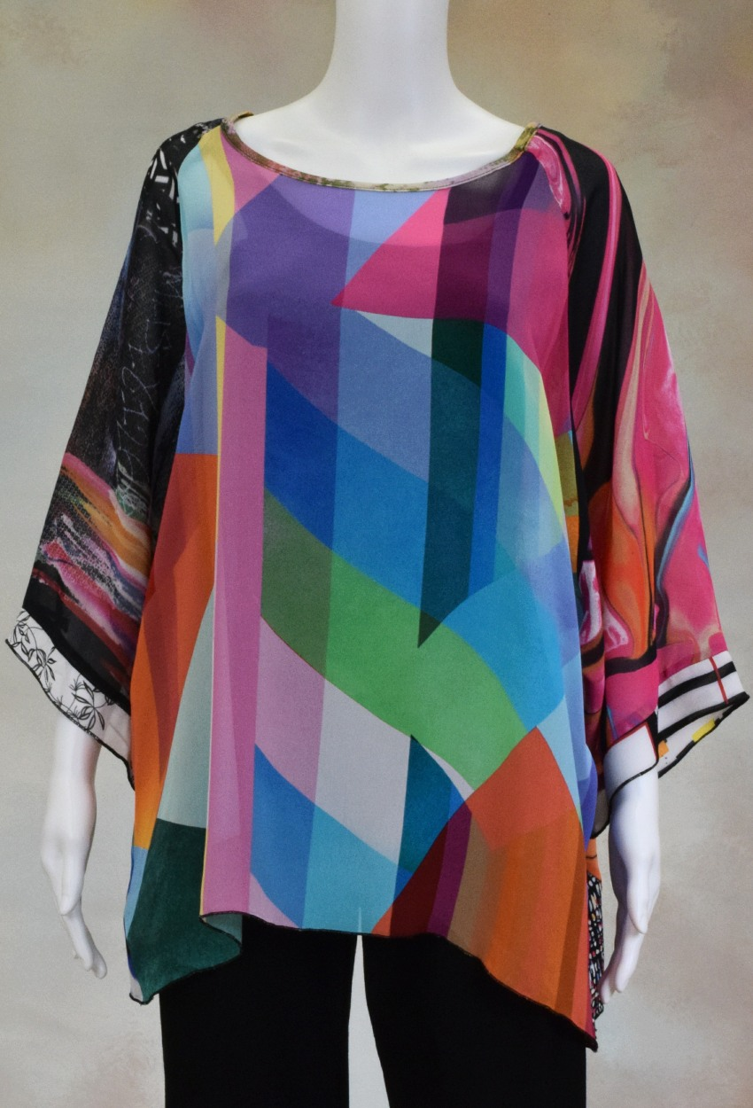 One of a Kind Turnaround Top 700 Size 3